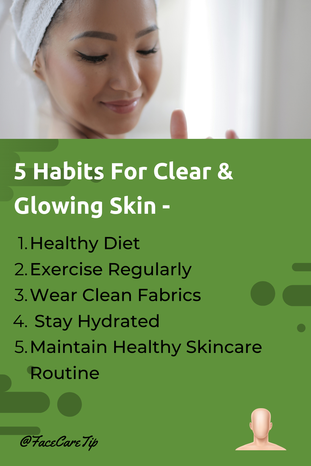 Pin On Skin Care Tips Clear Skin Tips