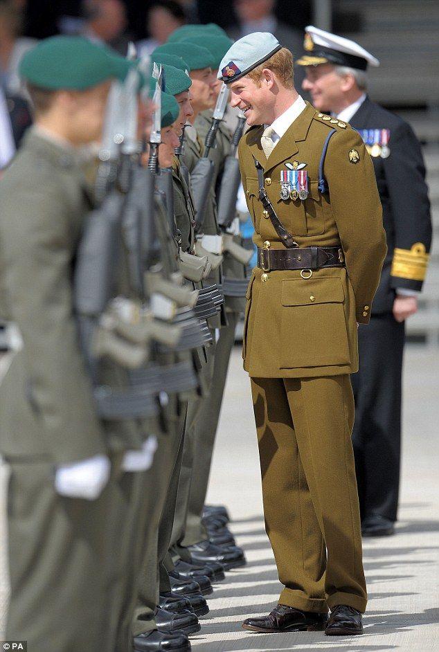 Prince Harry 8/2/2013