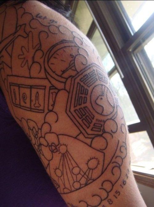 Lost | Tattoo