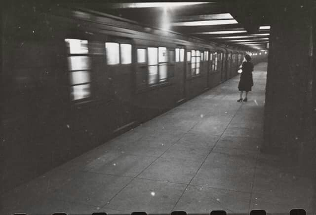 New York City Subway by Stanley Kubrick, 1946