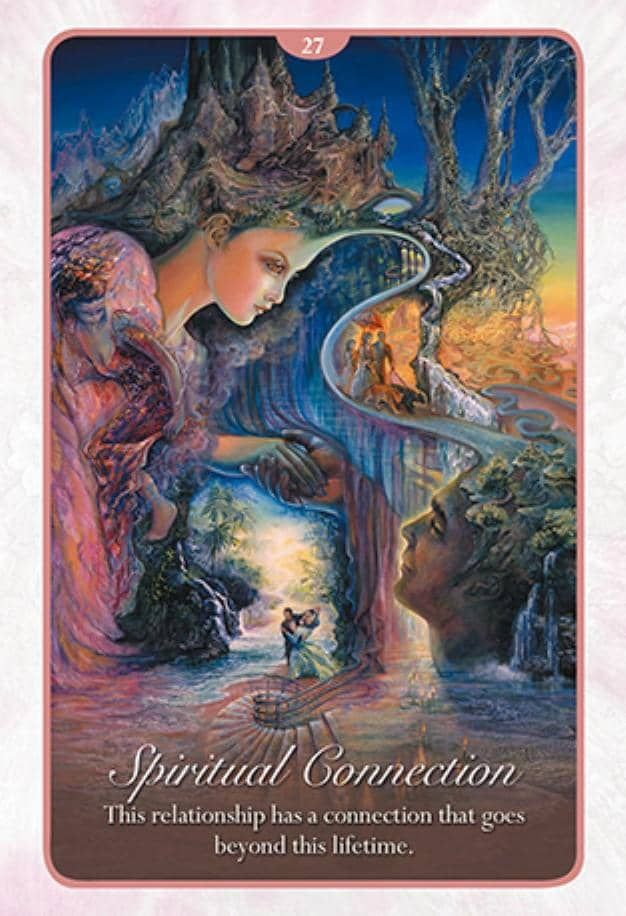 Photo of Whispers Of Love Oracle Cards By Hartfield & Wall