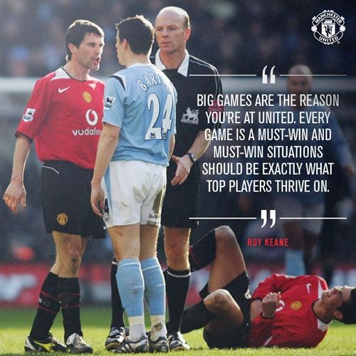 Gallery: 10 iconic Manchester derby quotes   Official Manchester