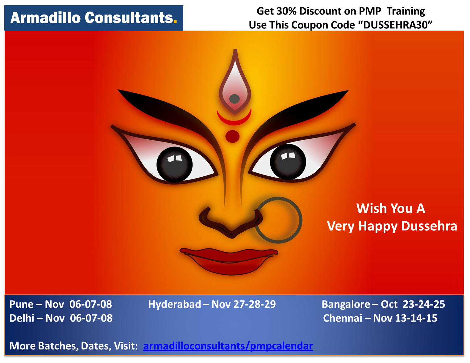 Pmp Certification Training With 30 Off On Dussehra Only For Today
