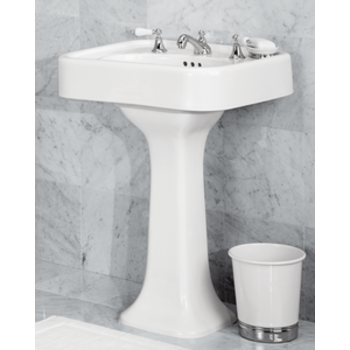 St Thomas Bathroom Sinks Image 2 Square Sink Sink Pedestal Sink