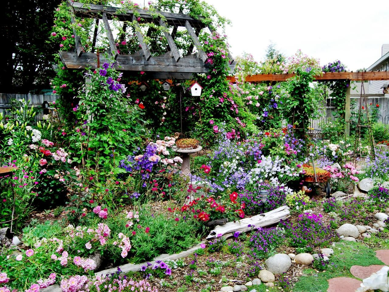 English cottage garden ideas - 17 Best 1000 Images About English Cottage Flower Gardens On Pinterest