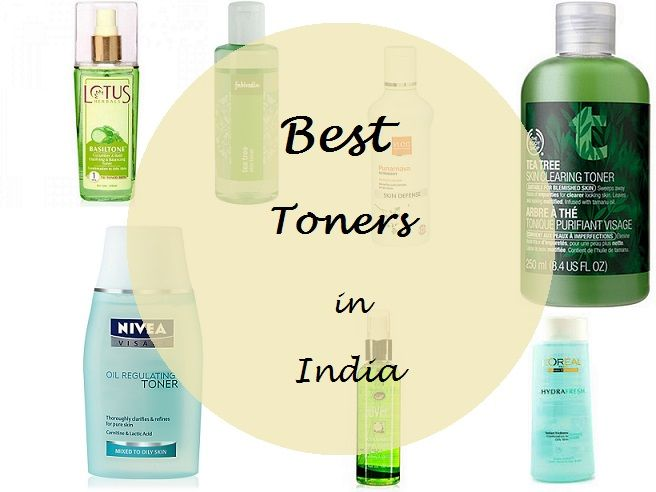 10 Best Toners in India: For Acne Prone Oily Skin and Large Pores ...