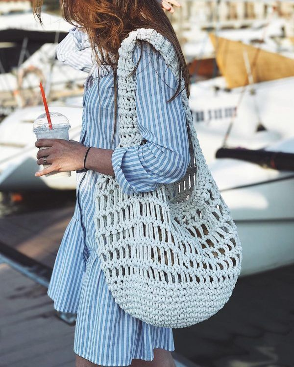 10 Bolsas chic perfectas para las 'Eco Friendly