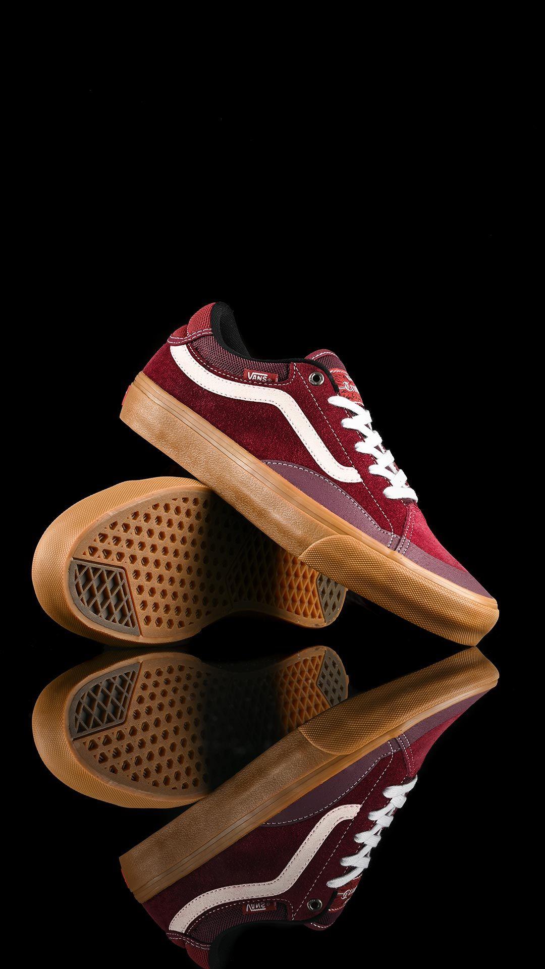 Vans TNT Pro Skate Shoes in 2020
