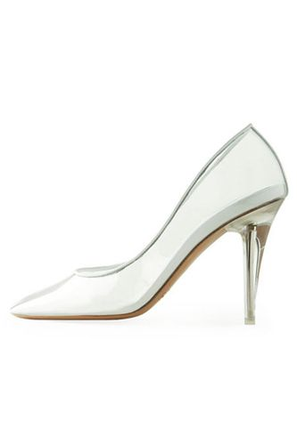 b4bcbd54f05f Shoes That Made 2012 Spectacular  Marc Jacobs  glass slipper shoe was like  a childhood dream come true — and started a crazed