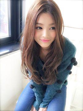 2015年 綺麗で可愛いロングヘア 人気の髪型ヘアカタログ Naver