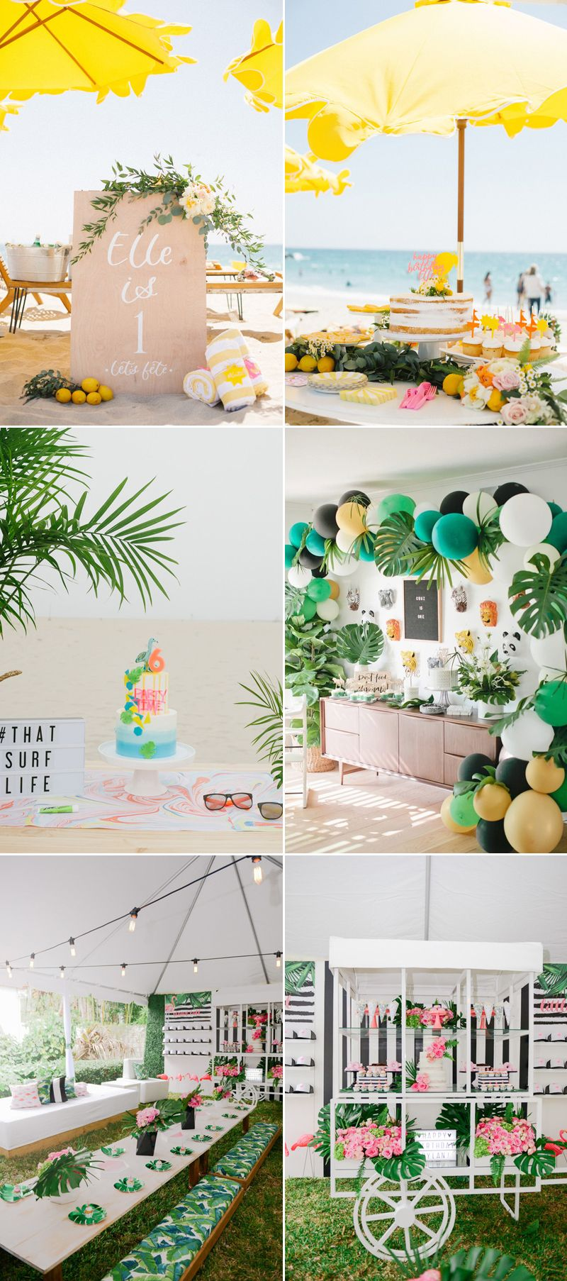 5 Fun Birthday Party Themes Your Kids Will Love! | party ideas ...