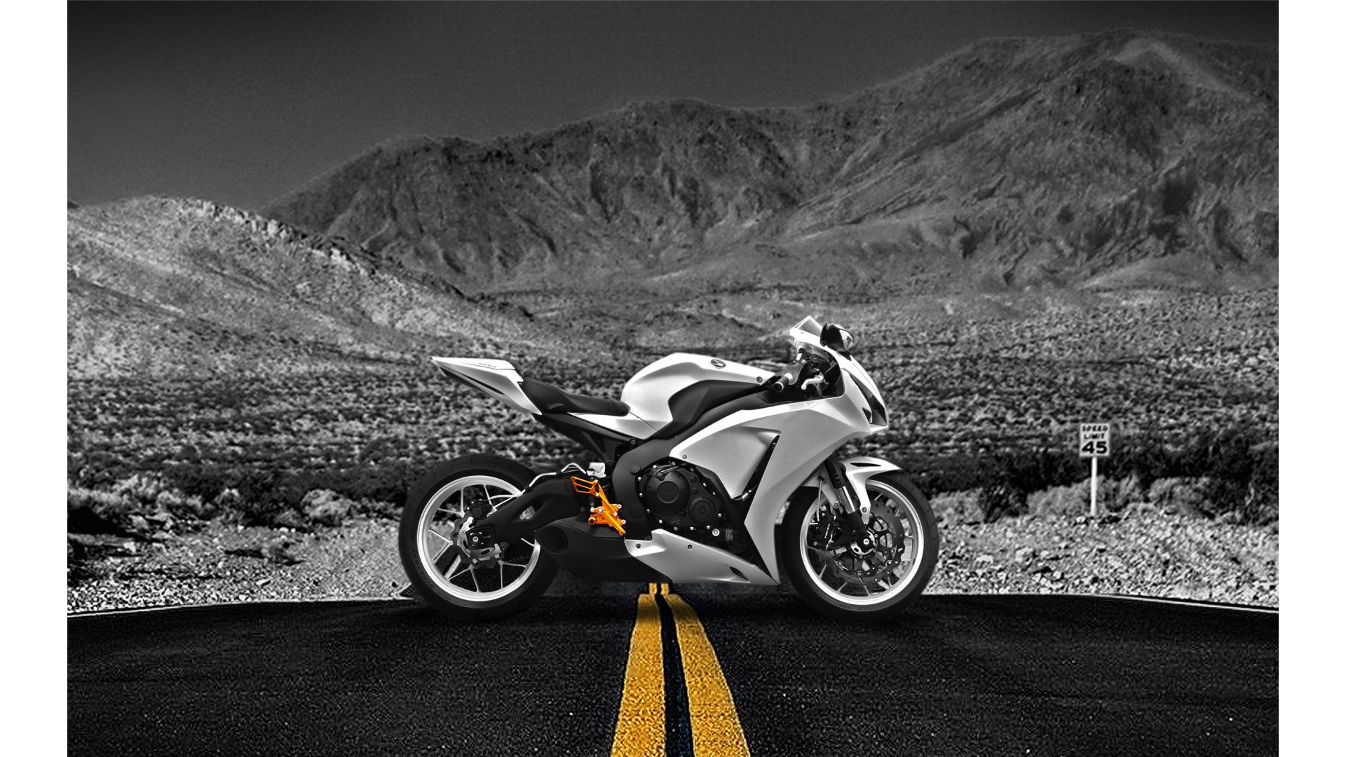 Are you looking for Honda CBR1000RR HD Wallpapers