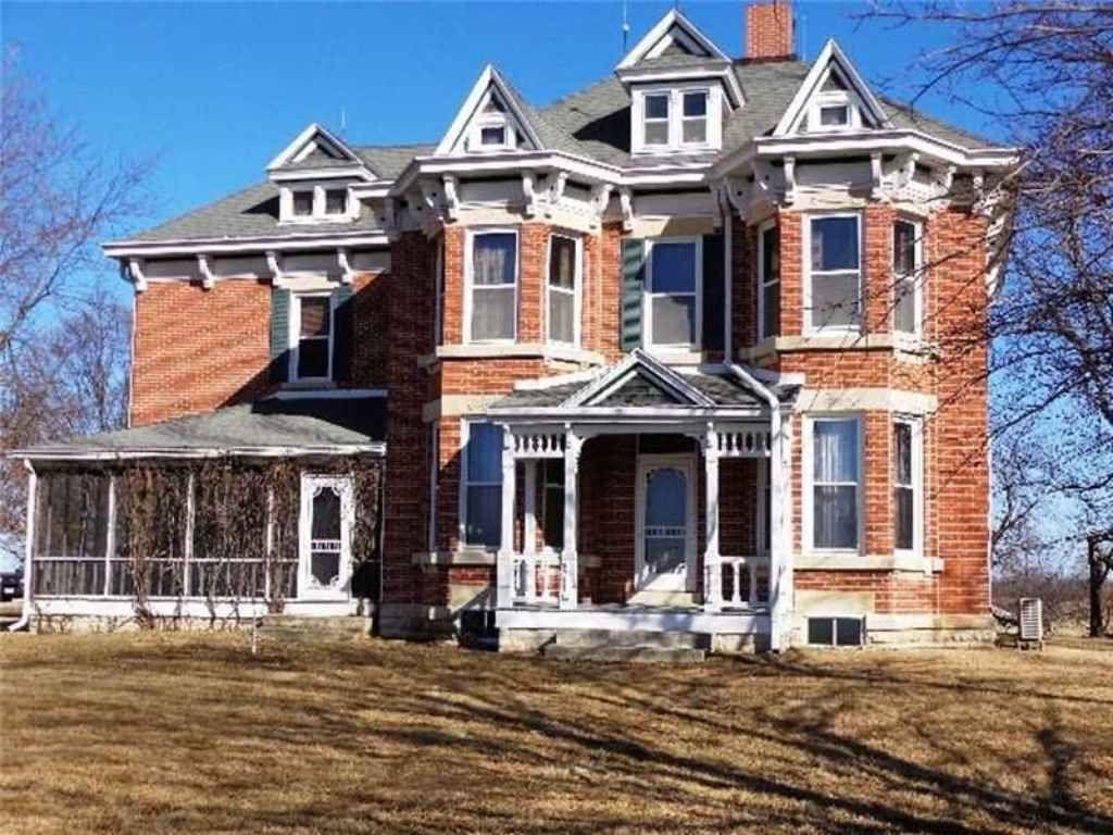 1888 Anamosa Ia 299 900 Old Houses House