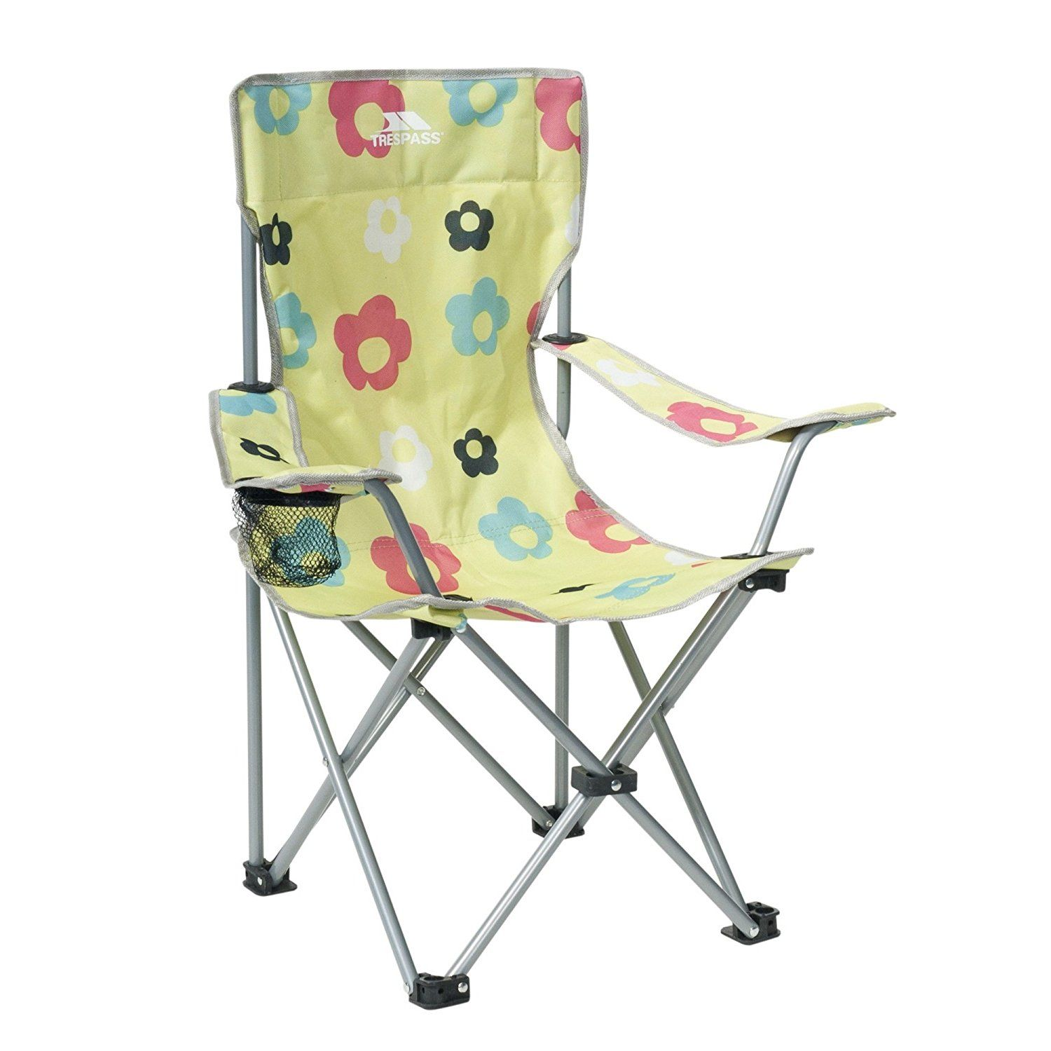 Kid Folding Camp Chairs With Carrying Bag.Trespass Childrens Kids Joejoe Camping Chair With Carry Bag