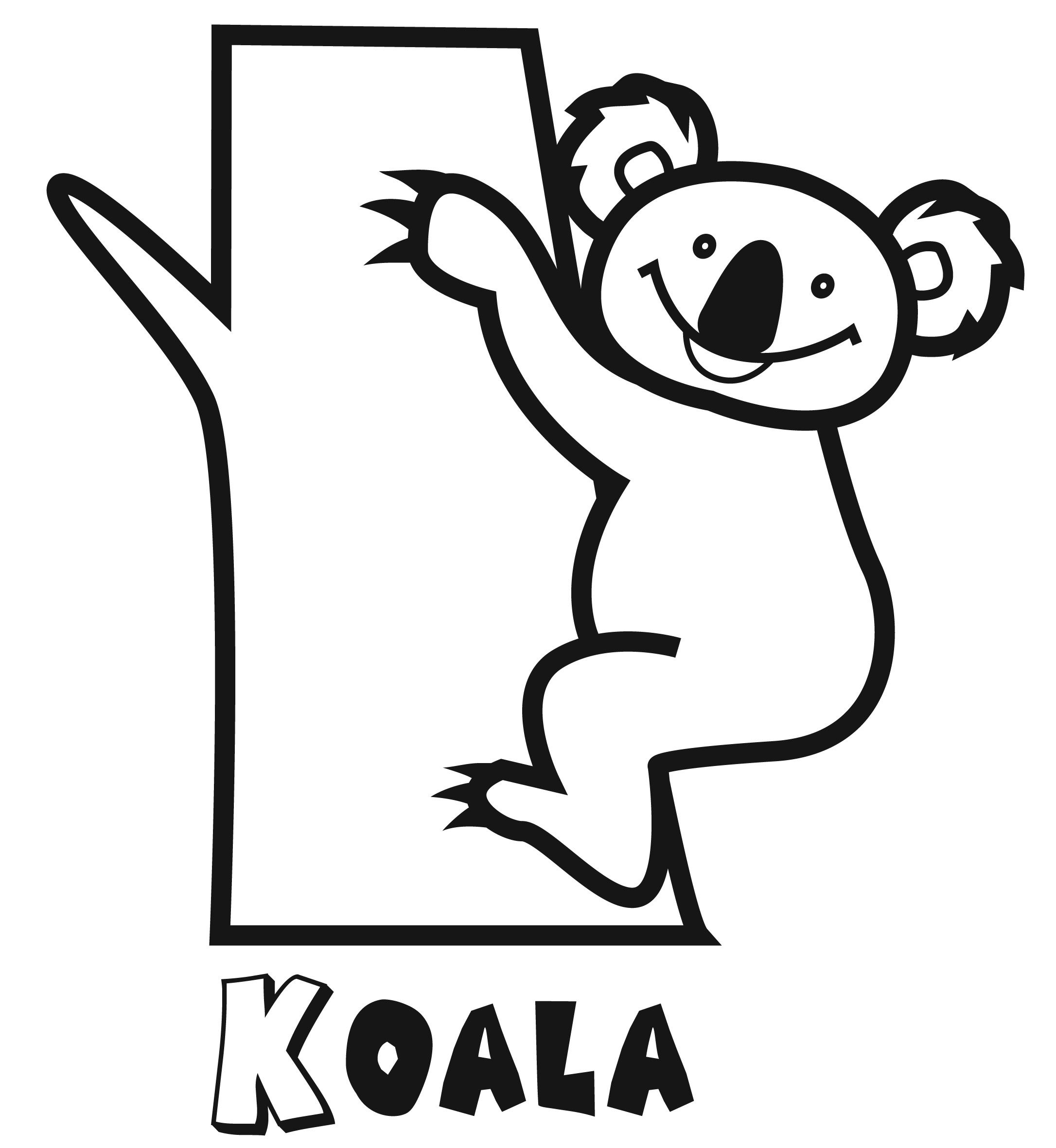 Pin De Maria Cristina En Educacion Dibujos Para Imprimir Clases De Dibujo Para Ninos Koala
