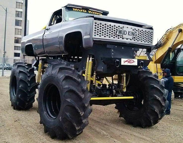 Brought to you by smarte mud trucks trucks cool trucks