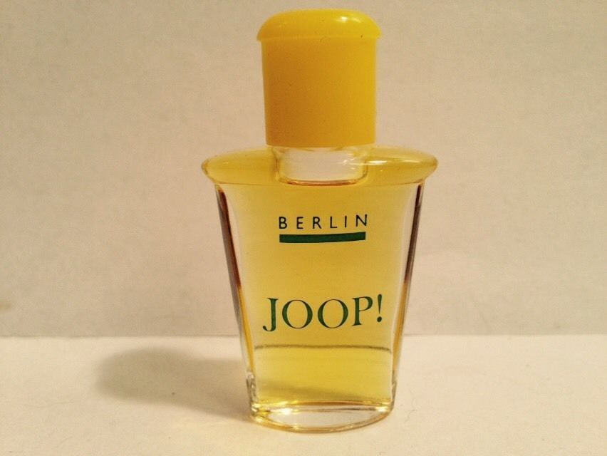 Outlet zum Verkauf toller Wert akzeptabler Preis JOOP BERLIN EAU DE TOILETTE PERFUME #Joop   my favorites ...
