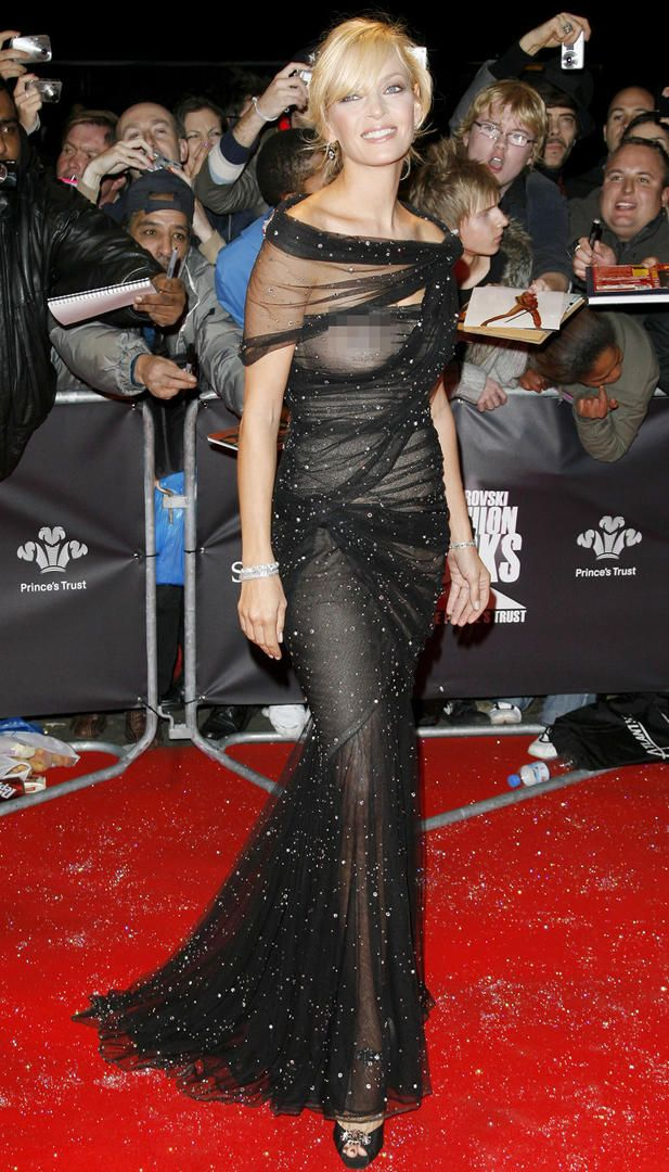 The Most Revealing Red Carpet Looks Ever