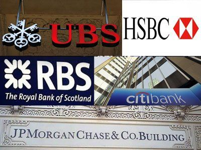 Bank fined for forex manipulation