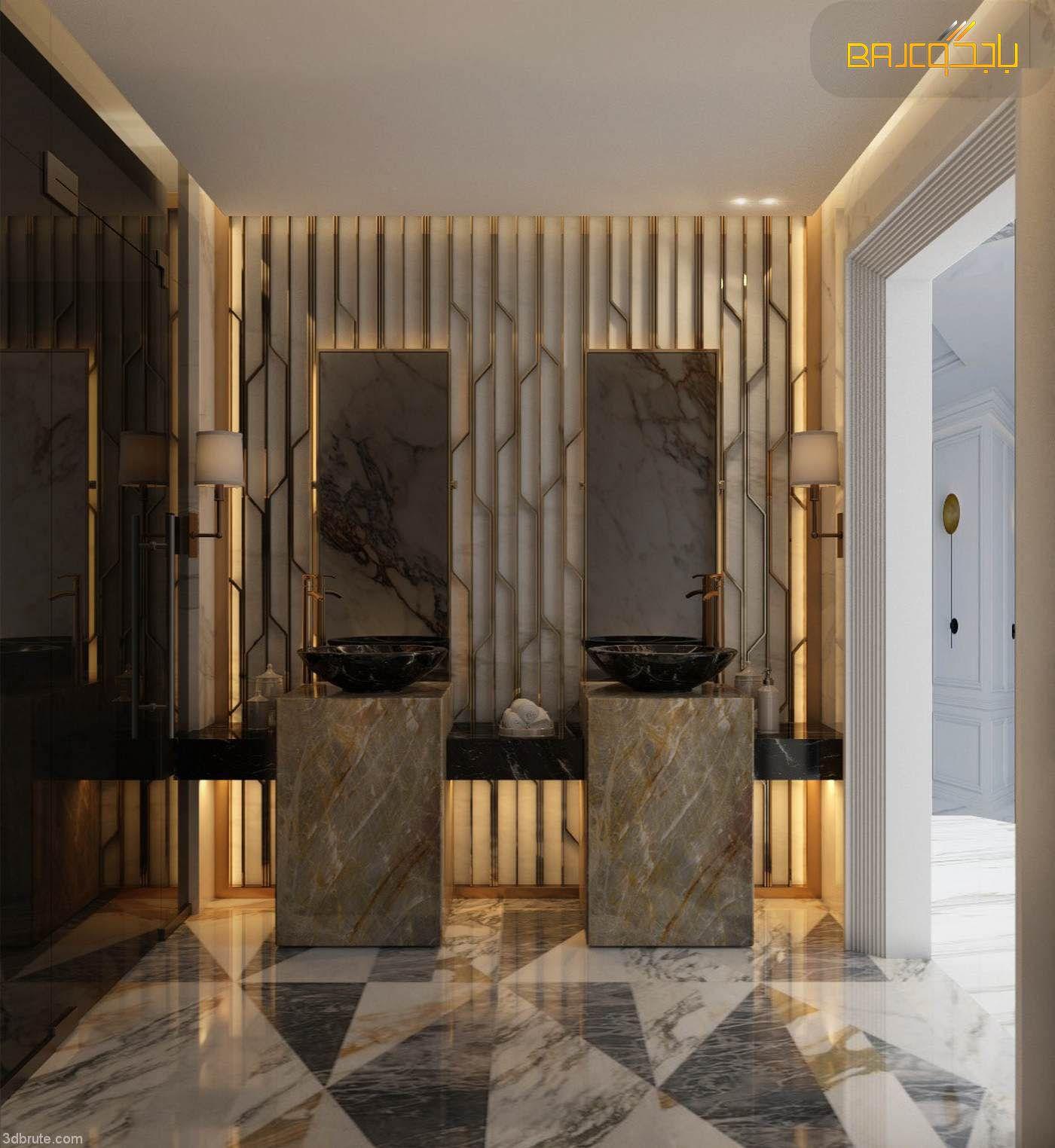 مغسلة حوضين Home Decor Home Furniture