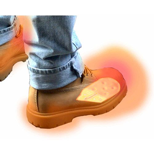 Cozy Feet Battery Powered Foot Warmers Battery Feet