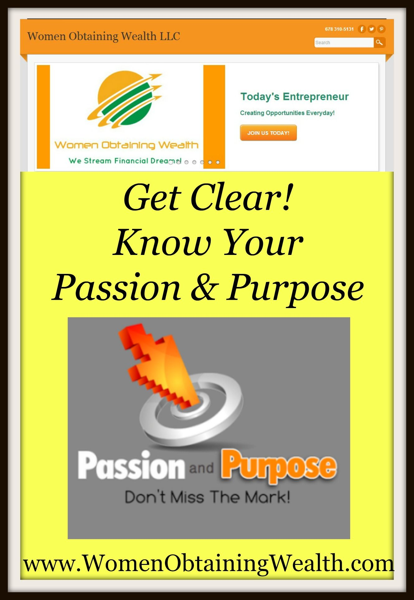 Do you need #clarity a #breakthrough from the noise and