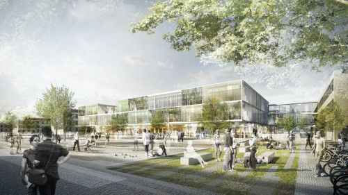 Arch2o-Research and Educational Building for Technical University Denmark Christensen & Co. Architects + Rørbæk & Møller Architects