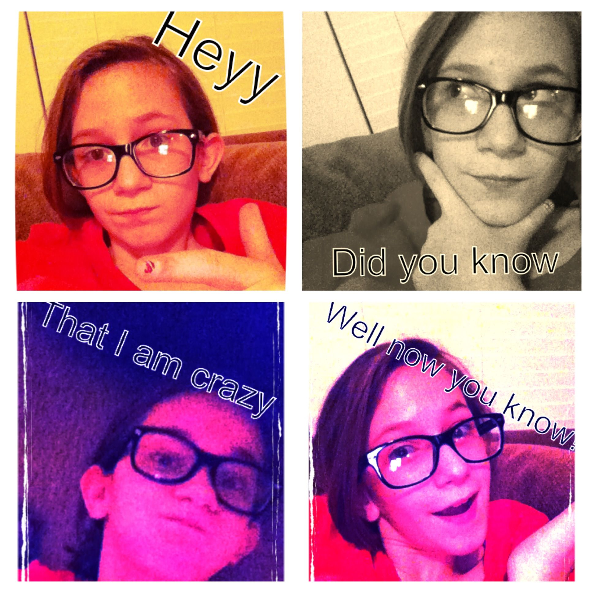 Yea I'm cray cray...;)