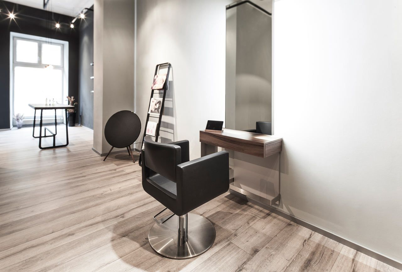 Bettyundbetty Bailas Hair Salon 7 Design Milk