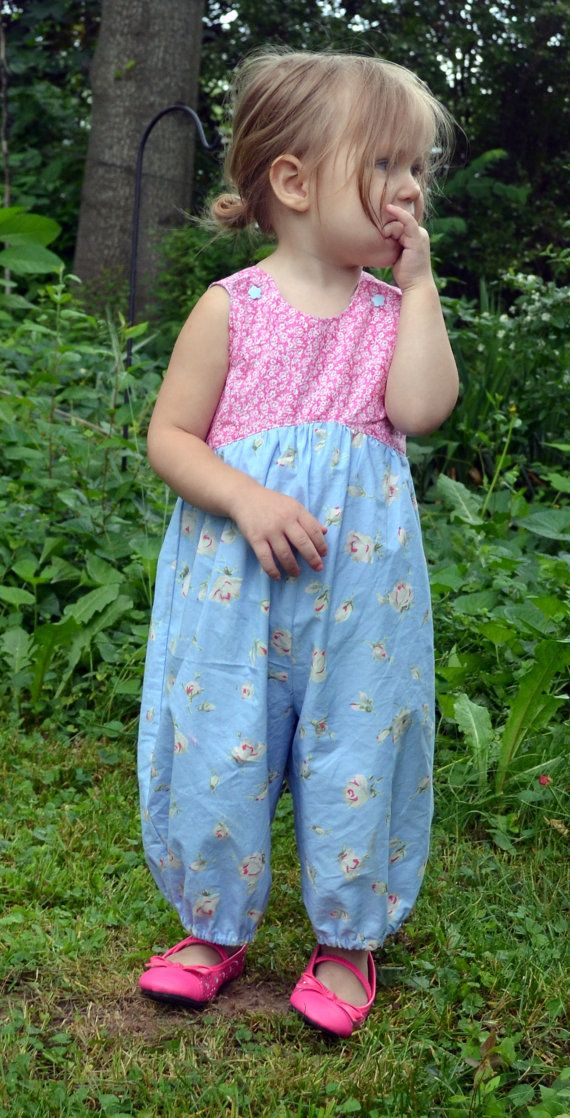 Baby Romper or Bubble Pattern Long or Short PDF by tiedyediva ...