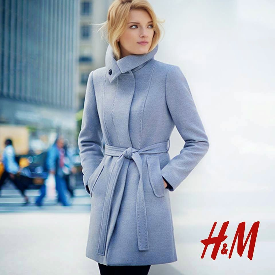 New Range Of Winter Outwears For Western Ladies By H&M From 2015 ...