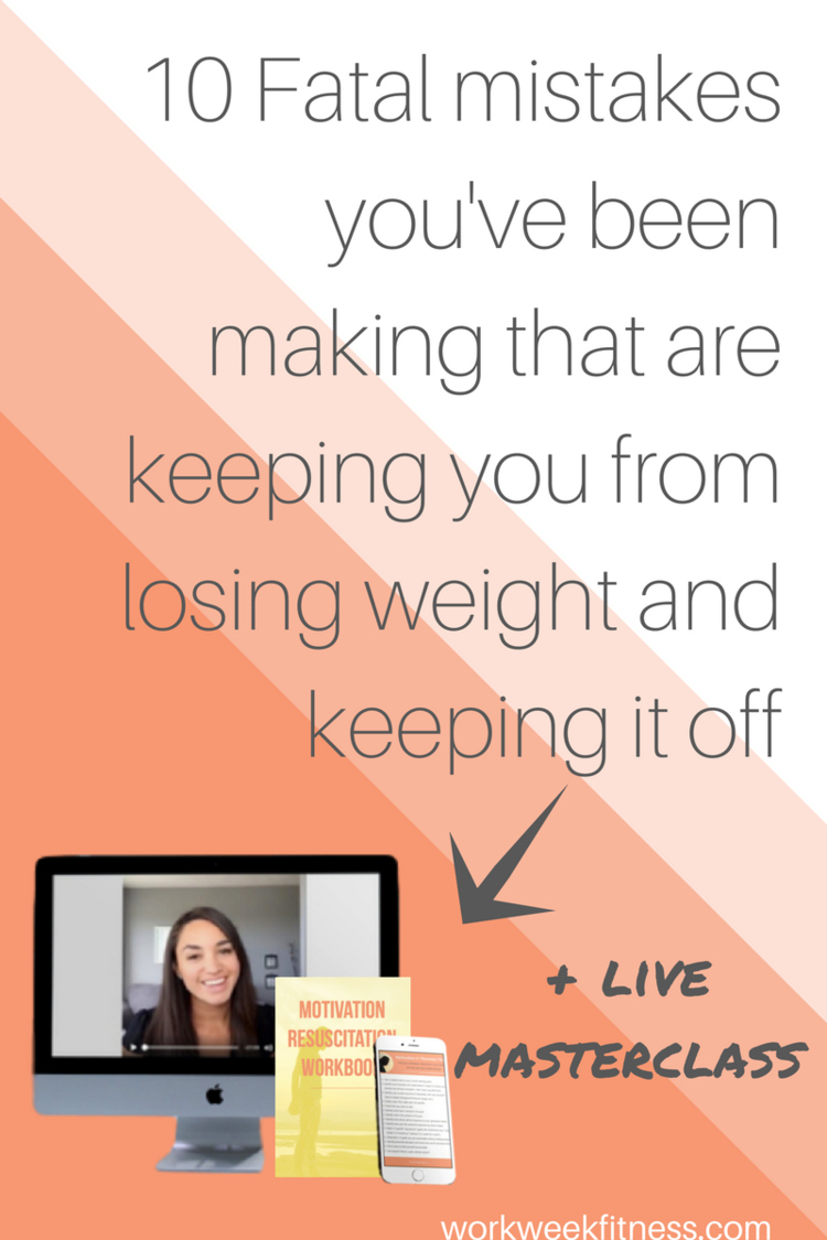 The Weight-Loss Mistake You've Been Making