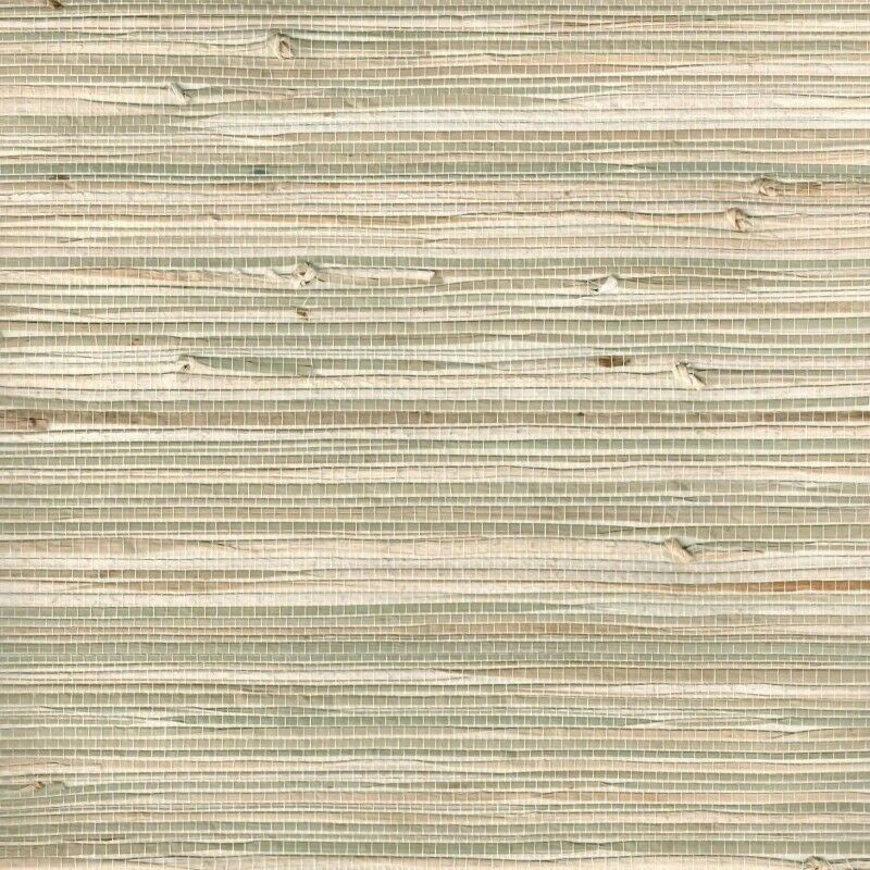 Details about Real Natural Triangle Grasscloth Wallpaper