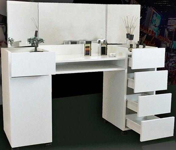 professioneller schminktisch schminktische. Black Bedroom Furniture Sets. Home Design Ideas