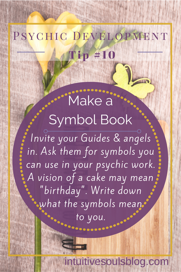 Psychic Development Tip #10: Strengthen Mediumship with a ...