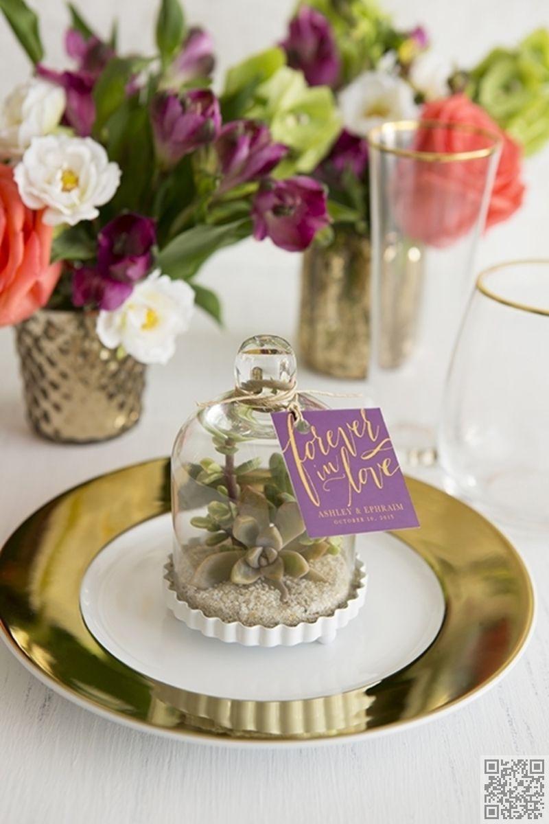 4 rustic bell jar 21 rustic wedding centerpiece ideas