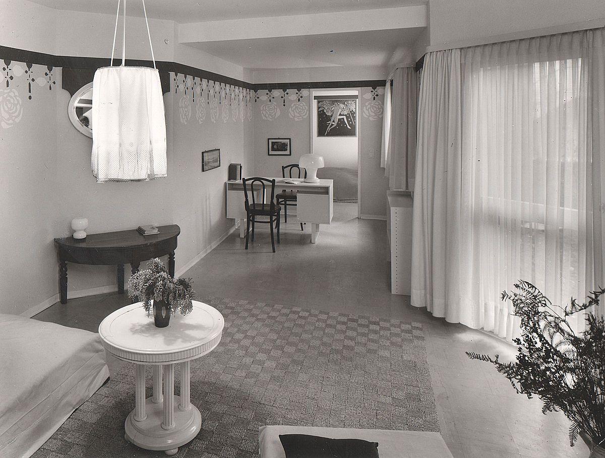 Inge und Arved von der Ropp: Moderne Innen-Architektur der 60er/70er ...