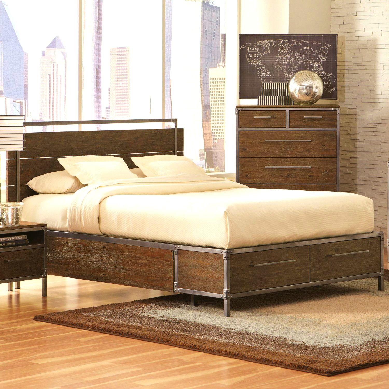 Moderne Industrie Bett Design Ideen Bei der Suche nach