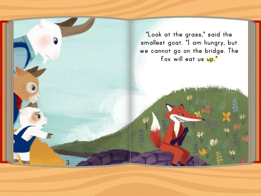 Online Learning For Kids 3 To 8 Fables