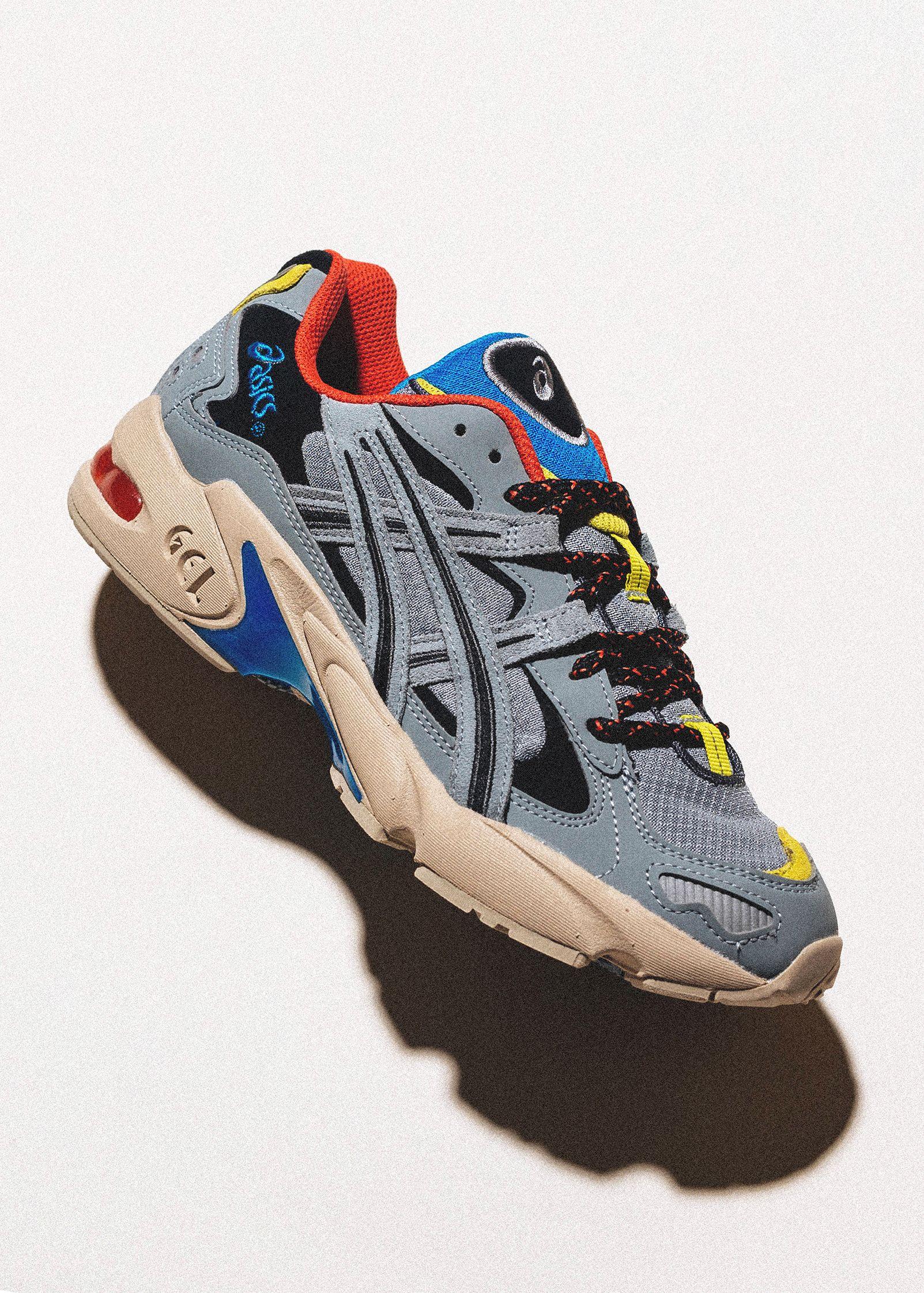 Asics Gel Kayano 5 Og Sneakers Men Sneakers Shoes Mens