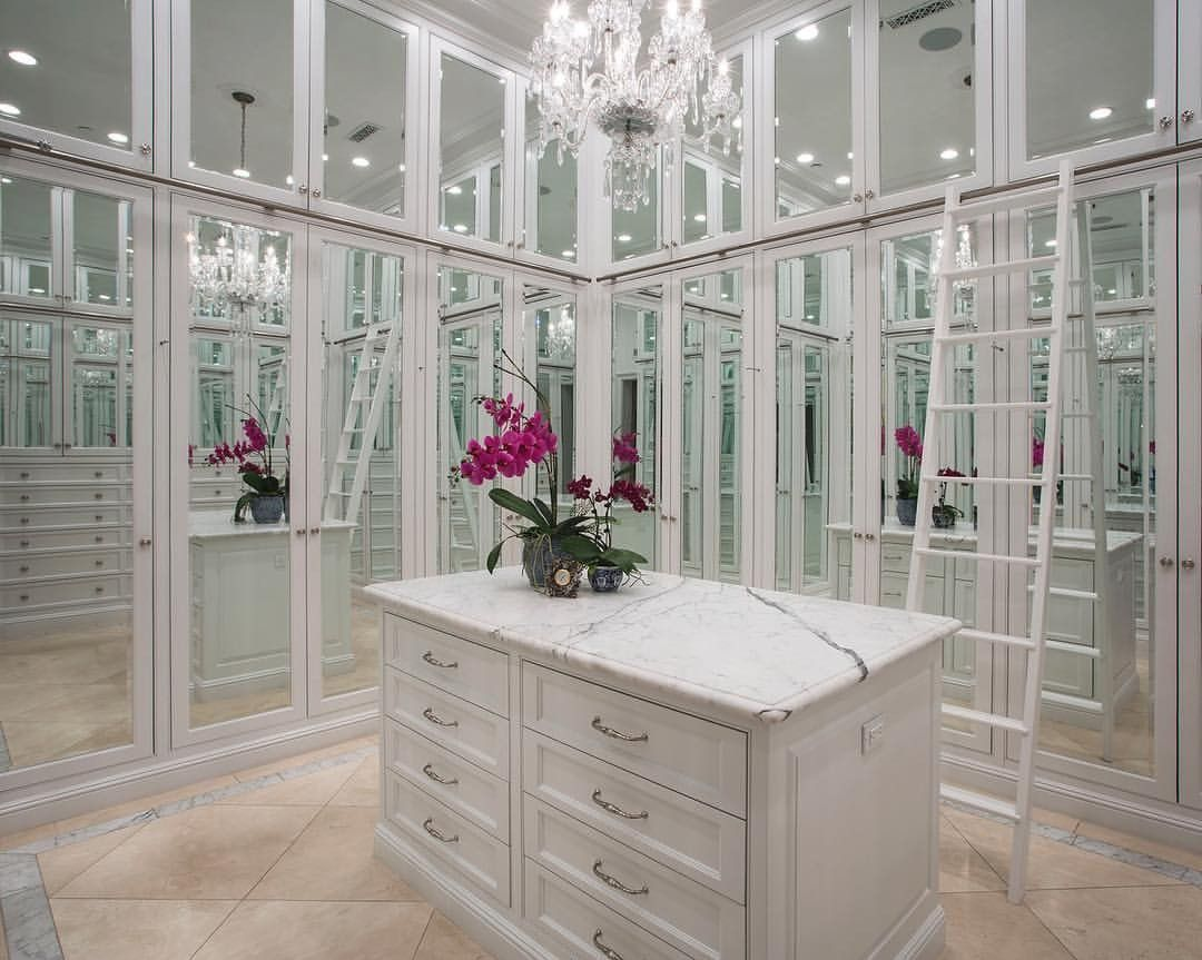 Pin by Cat Empress on Closets ♡   Pinterest   Dressing room ...