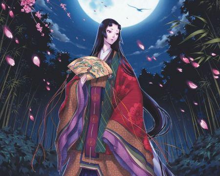Opinion you Hot kimono girl and black