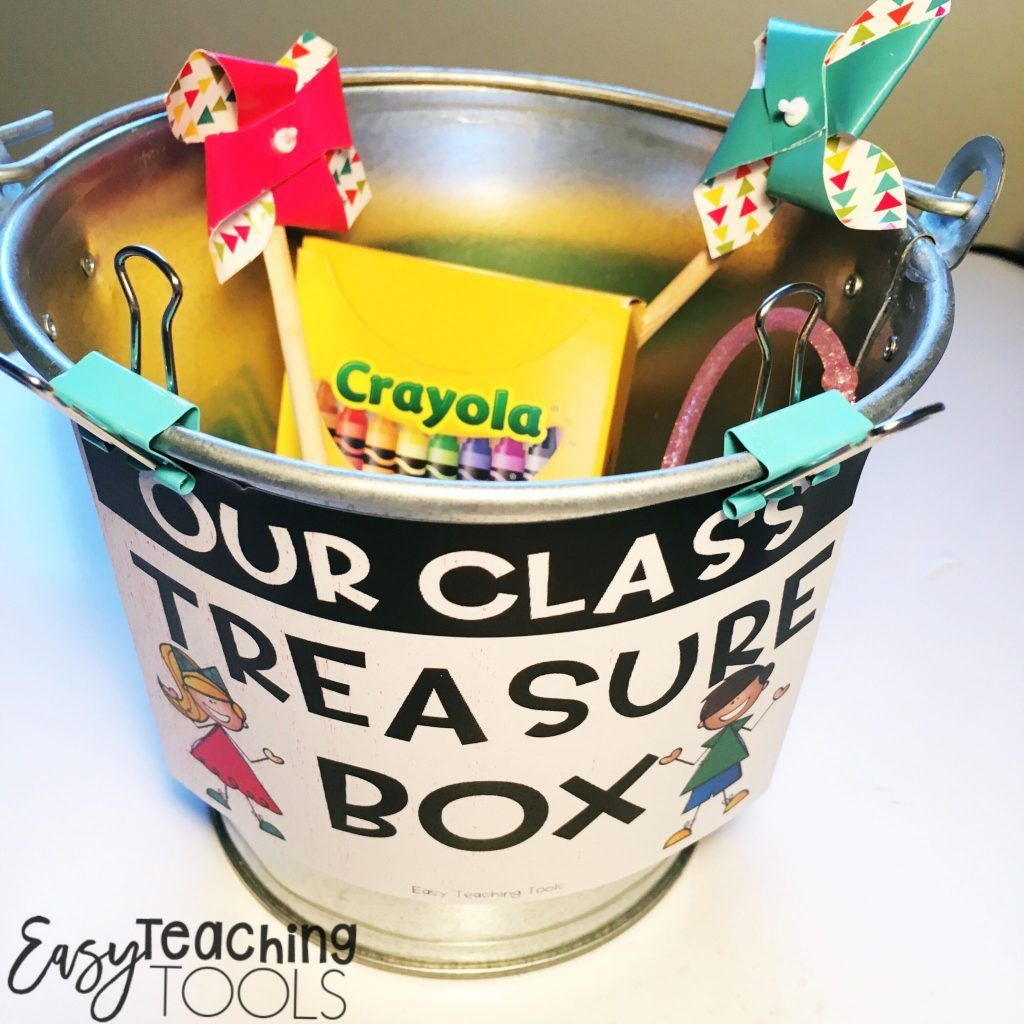 Classroom Incentives In The Primary Classroom