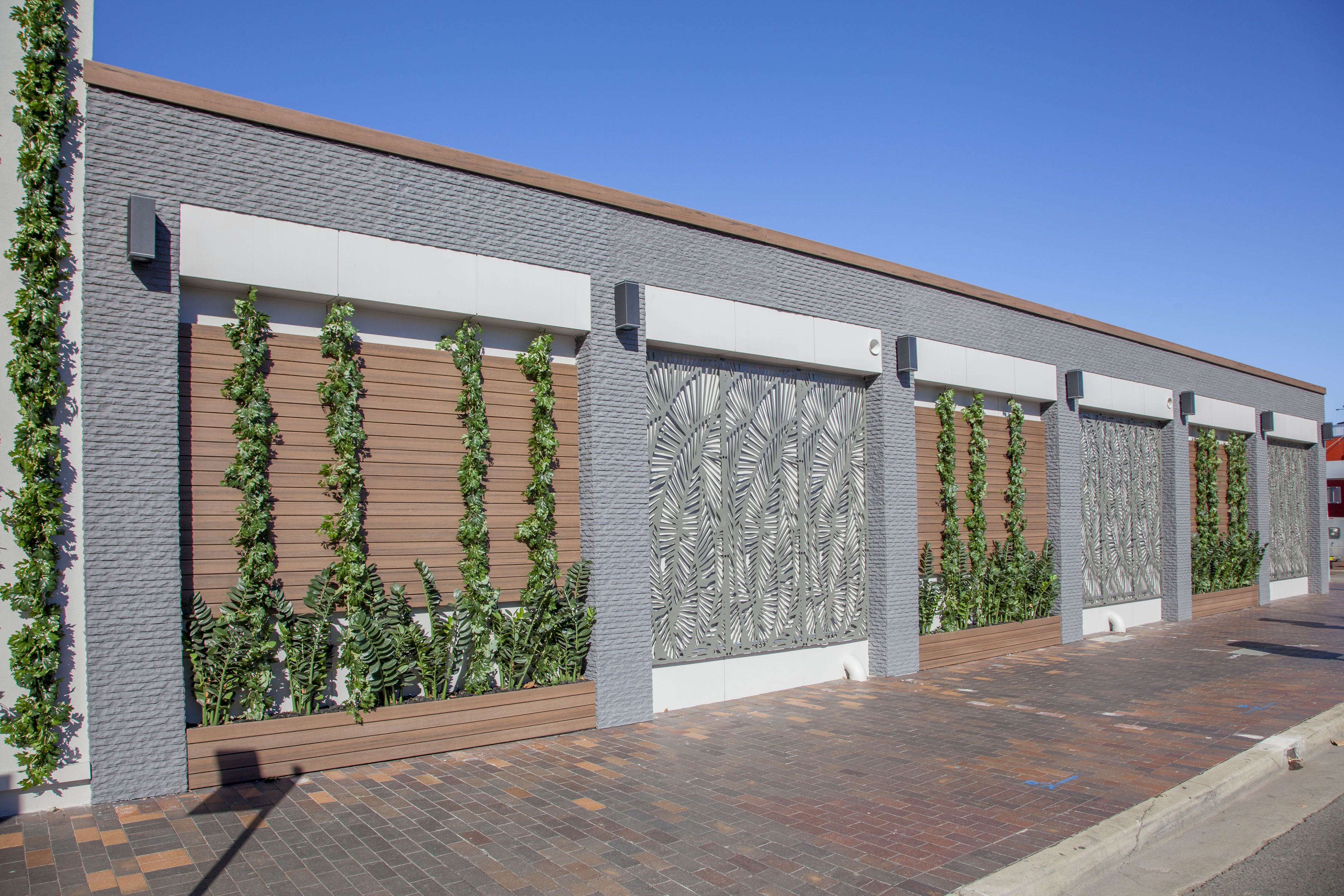 Decorative Exterior Wall Cladding By Stonini Check Out Our Range At