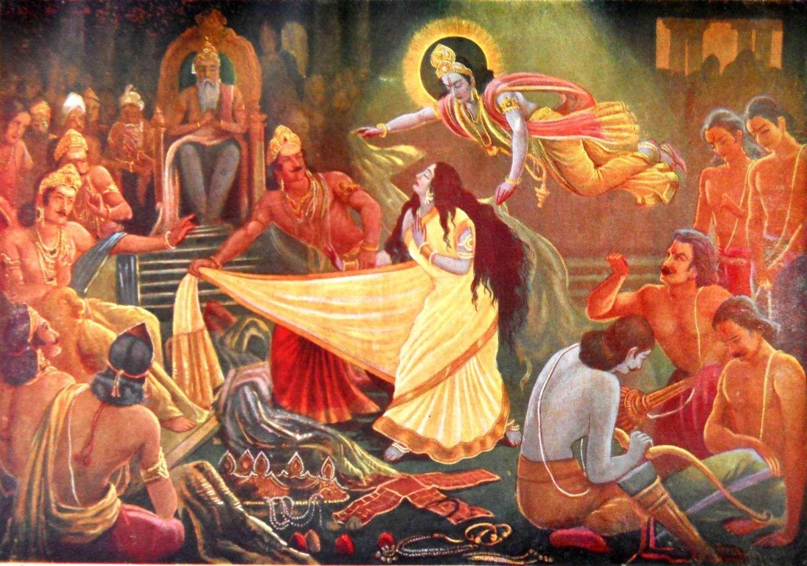Mahabharat Draupadi Swayamvara Karna In Swayamvar Lord