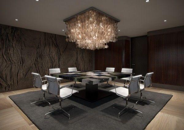 Residence by kolenik eco chic design via behance