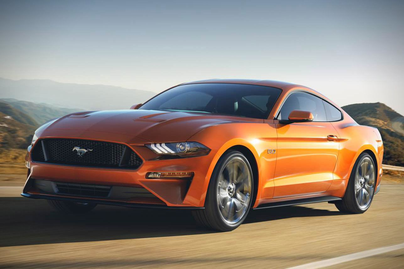 2018 Ford Mustang Gt Hiconsumption New Ford Mustang Ford Mustang Gt Ford Mustang