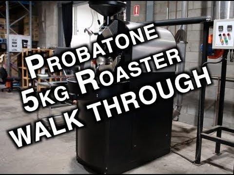 A Coffee Roaster Walk Through Youtube Dengan Gambar