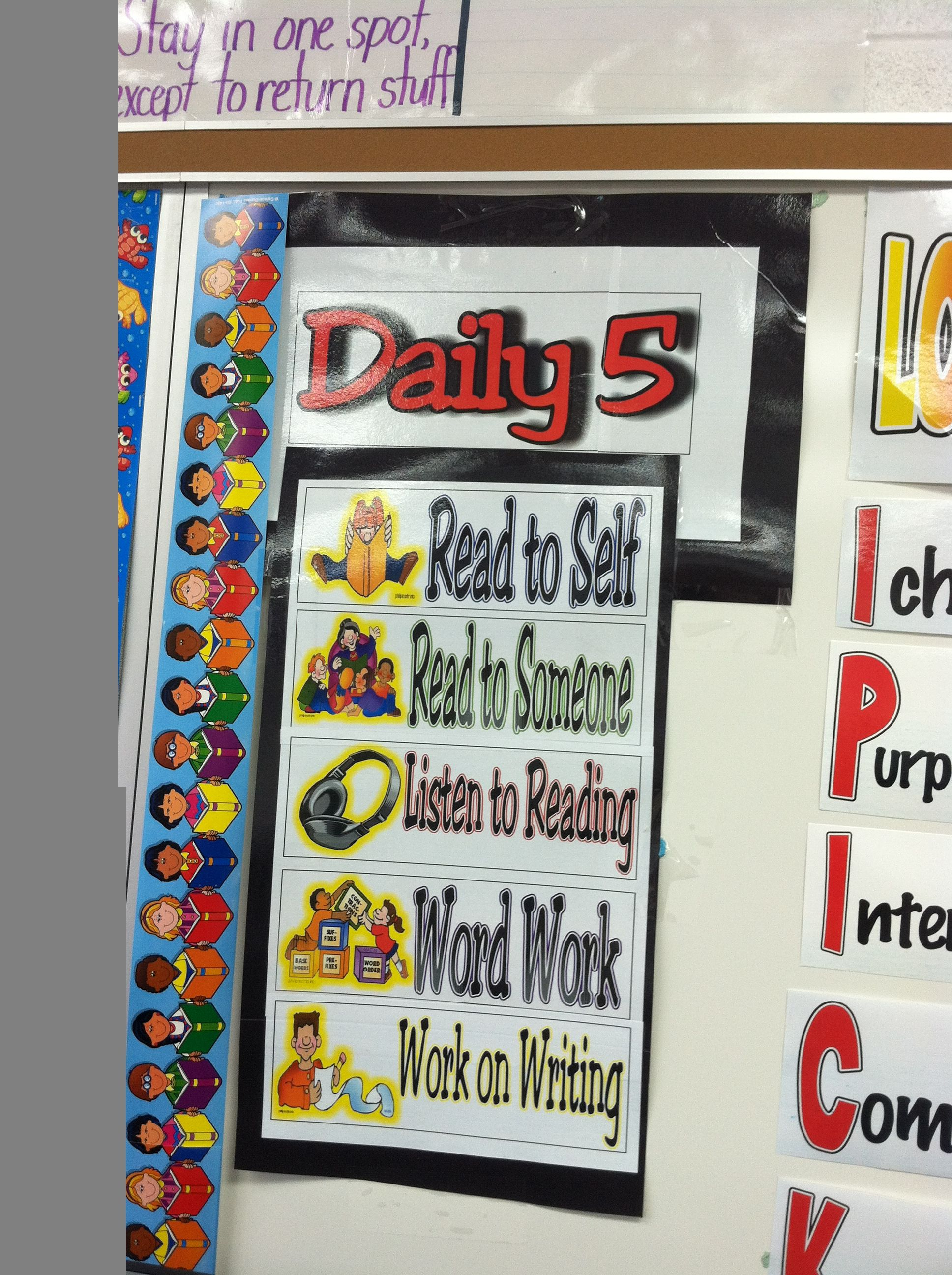 Daily 5 Guided Reading