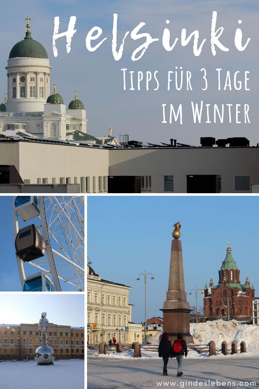 Helsinki Im Winter Hotel Kulinarik Sehenswertes Tipps Urlaub Im Winter Reisen Reisen In Europa